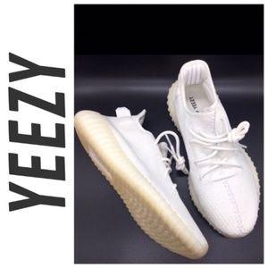 NIB Adidas Yeezy Boost 350 V2 White Sz12 Mens s270